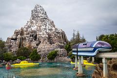 Disney Transport (mom2rtk) Tags: disneyland disneylandresort fantasyland nemo submarines monorail