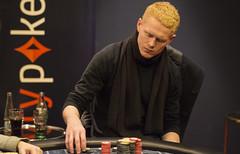 Prebben Stokkan (World Poker Tour) Tags: wpt world poker tour praga czech republic partypoker kings casino main event season 15 final table day 4