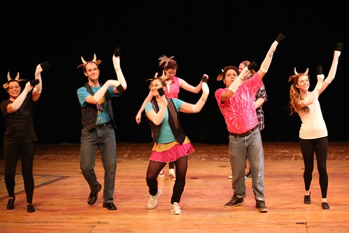 The Sound of Footloose: The Not Musical (109)