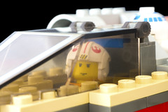 Luke, you switched off your targeting computer! What's wrong? (tomtommilton) Tags: macro film window movie star starwars fighter lego space luke cockpit trench r2d2 legos movies xwing spaceship wars minifig minifigs supermacro pilot deathstar skywalker minifigure afol minifigures