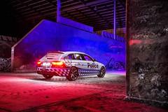Audi RS4 Avant Police