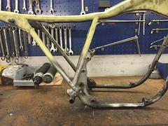 IMG_0349 (digyourownhole) Tags: vintage honda motorcycle restoration caferacer cb550 bratt buildnotbought