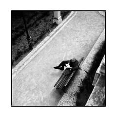 the news • lisbon, portugal • 2015 (lem's) Tags: news portugal bench square newspaper reader lisboa journal bronica parc banc lisbonne lecteur nouvelles libon zenza