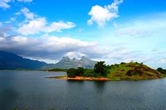 Malampuzha (Prashob adithiruthy) Tags: nature water landscape island nikon dam ngc bluesky kerala palakkad malampuzha landscapephotography nikon5100 damview nikonindia palakkadlandscape