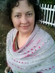 20150924_184821 (WoofBC) Tags: knitting whatisit yarn cape poncho epona cowl remilyknits