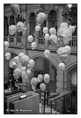 Heads Up (jbhthescots) Tags: glasgow leicam3 ilfordfp4125 bwyellowfilter vuescan sekonicl308s plustek7600i 250mmsummicronv ilfosol3114730min