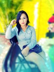 Gabriela camacho (damiangordillo) Tags: alta guapa amorosa sensible timida hogareña