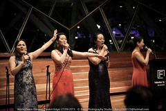 World Peace Concert 2015 at Federation Square