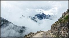 "Road to the Bumla Pass (Paul Nicodemus) Tags: travel people mountains rain clouds landscapes skies azure adventure journey solo odyssey assam himalayas valleys unplanned tawang natives bomdila tezpur ""westbengal"" ""arunachalpradesh"" ""bumlapass"" ""selapass"" ""paulartography"" ""paulnicodemus"