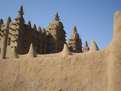 DJENNE MOSQUE (revelinyourtime) Tags: architecture landscape islam mosque mali djenne djennemosque