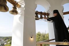 050. Patron Saints Day at the Cathedral of Svyatogorsk / Престольный праздник в соборе Святогорска