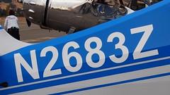 Bellanca 7ECA (N2683Z) 1978 4 (Jack Snell - Thanks for over 21 Million Views) Tags: tree breakfast airport vacaville flight legends 1978 pancake nut bellanca nuttree 7eca can2683z