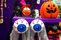 got our eyes on you ! (stansvisions) Tags: halloween catchycolors fun eyes flickr adifferentpointofview stansvisions