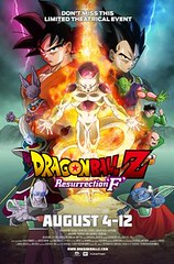 Dragon Ball Z Resurrection  F ดราก้อนบอลแซด เดอะมูฟวี่ การคืนชีพของฟรีสเซอร์