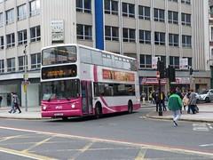 2913 Belfast 19/09/15 (Csalem's Lot) Tags: bus metro belfast translink 1f 2913 alx400 donegallsquare eez2913