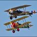 Sopwith Camel + Nieuport XII