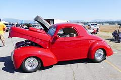 1941 Willys (bballchico) Tags: 1941 willys dragcar arlington jerrymastro 206 washingtonstate arlingtonwashington