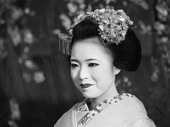 Kyoto 2015 (hunbille) Tags: japan cherry kyoto blossom blossoms maiko sakura gion dori hanami shirakawa higashiyama cy2 higashiyamadistrict fotocompetitionbronze shirakawadori