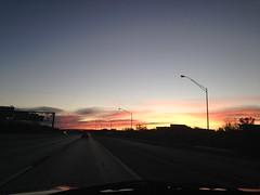 Sunrise (ptcruiser4dogs) Tags: fun applebees stuff zeke iphone