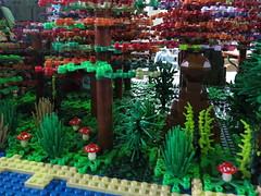 IMG_8050 (LUG Festibriques) Tags: montagne dragon lego exposition fantasy nancy hotdogs caverne fantastique 2015 scoubidou festibriques ludibriques