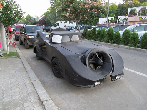 Batmobile, Eforie Nord, Romania