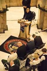 151202-Z-UA373-119 (CONG1860) Tags: usa unitedstates denver co goldstar cong coloradonationalguard treeofhonor cong1860 stateofco