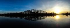 Les Bords de Seine (Marc Torfs) Tags: sky cloud sunlight france seine rural de la soleil ledefrance village ile bleu ciel nuage paysage fr 78 arbre iledefrance roche grs couch guyon yvelines vexin larocheguyon