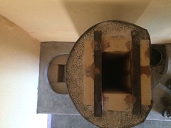 RMH0062 (velacreations) Tags: rmh woodburningstove rocketmassheater