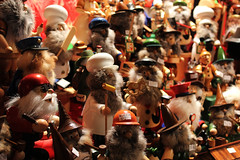 Smokers Lounge (ljseye) Tags: santa christmas winter canada vancouver germany festive market smoke pipe fair columbia figurines german british characters bri colum