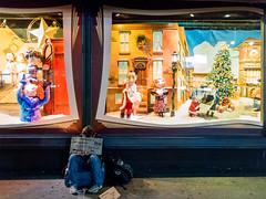 NYC 2015 01266 (Sebas Adrover) Tags: christmas xmas city nyc usa newyork fall night contrast canon navidad noche manhattan ciudad powershot contraste otoo nuevayork tardor eeuu 2015 annimo g15