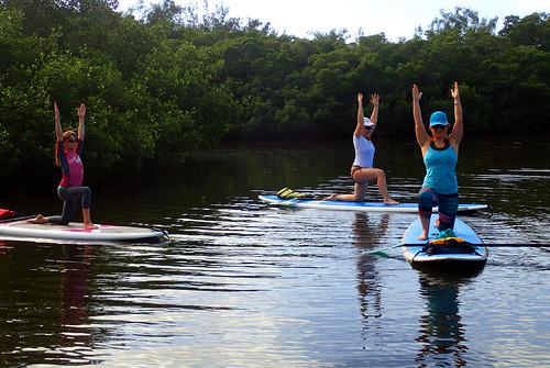 12_26_16 paddleboard Yoga Sarasota FL 06