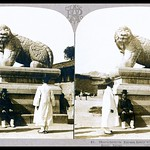 A VISIT TO OLD KOREA in 1902, No.21 --  Korea As it Was, Captured in 3-D by HERBERT G. PONTING thumbnail