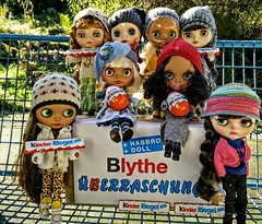 A Blythe-surprise