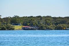 DSC_0357 (Lox Pix) Tags: loxpix island bribieisland australia brisbane boat ocean birds beach queensland catamaran trimaran bridge glasshousemountains