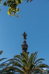 Mirador de Colom (andrea.prave) Tags: barcellona catalogna spagna espana catalua catalonha reinodeespaa espaa hispania spain catalunya spanien espagne miradordecolom statue      esttua  estatua heykel