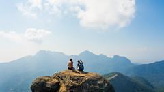 DSC_6087 (sergeysemendyaev) Tags: 2016 rio riodejaneiro brazil pedradagavea    hiking adventure best    travel nature   landscape scenery rock mountain    high green   summit