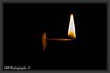 Foto_opdracht_23_v_30_Vlam (wibra53) Tags: fire lucifer vlam 2016 flame matches vuur