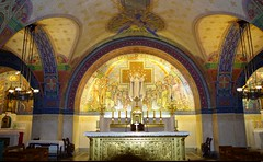 Lisieux (88) (Sebmanstar) Tags: basilique sainte therese lisieux normandie normandy europe europa france french pentax photography ballade digital numerique couleur color visite visiter travel tourisme