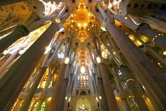 La Sagrada Familia (JackyLeungHY) Tags: heritage jesus barcelona spain architecture temple