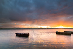 Last Light (Chrissphotos) Tags: sunset lastlight boats water