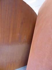 Richard Serra - Sequence (c_nilsen) Tags: sanfrancisco california digital digitalphoto sanfranciscomuseumofmodernart museum art richardserra sculpture