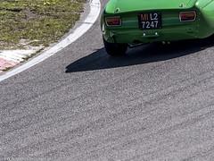 2016 Historic Zandvoort Trophy: Alfa Romeo 1600 GTA (8w6thgear) Tags: 2016 historiczandvoorttrophy zandvoort alfaromeo giulia 1600 gta touringcar hugenholtzbocht