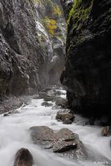 Partnachklamm Gorge