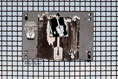 Roma. Pigneto. Street art-sticker art by Mr.Minimal and... (R come Rit@) Tags: italia italy roma rome ritarestifo photography streetphotography streetart arte art arteurbana streetartphotography urbanart urban wall walls wallart graffiti graff graffitiart muro muri streetartroma streetartrome romestreetart romastreetart graffitiroma graffitirome romegraffiti romeurbanart urbanartroma streetartitaly italystreetart contemporaryart artecontemporanea artedistrada sticker stickers stickerart stickerbomb stickervandal slapart label labels adesivi signscommunication roadsign segnalistradali signposts trafficsignals mrminimal