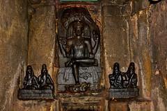 """Dakshinamurthy @ Abhiramesvarar Temple- Tiruvamattur - Villupuram - Tamil Nadu. (Kalai """"N"""" Koyil) Tags: nikon d 5200 kalai n koyil 2016 tokina 1116mm 18140mm tiruvamattur abhiramesvarar perumanadigal thiruvamathur villupuram gingee tamilnadu southindiantemple architecture parantakai sundarachola rajarajai gomadhupuram nadunadu21st shiva"""