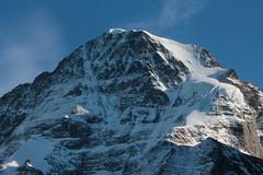 Mnch ( BE - VS -  4'107 m - Erstbesteigung 1857 - Viertausender - Berggipfel Gipfel Berg montagne montagna mountain ) in den Berner Alpen - Alps im Kanton Bern und Wallis - Valais der Schweiz (chrchr_75) Tags: albumzzz201612dezember christoph hurni chriguhurni chrchr75 chriguhurnibluemailch dezember 2016 nollengletscher gletscher albumgletscherimkantonbern glacier ghiacciaio  gletsjer alpen alps kantonbern berner oberland schweiz suisse switzerland svizzera suissa swiss