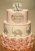 Baptism Cake (Passione: Cupcakes!) Tags: baptism baptismcake christening elephant fondantelephant buttercreamcake buttercreamroses pink pinkcake tarta tartadecorada tartabautizo bautizo elefante torta tortadecorata tortabattesimo battesimo