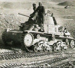 #An Italian M13/40 tank in the Egyptian desert near El Alamein, 1942. Sacks of sand are for additional protection. [1080 x 986] #history #retro #vintage #dh #HistoryPorn https://www.reddit.com/r/HistoryPorn/comments/5c48b2/an_italian_m1340_tank_in_the_egy (Histolines) Tags: histolines history timeline retro vinatage an italian m1340 tank egyptian desert near el alamein 1942 sacks sand for additional protection 1080 x 986 vintage dh historyporn httpswwwredditcomrhistoryporncomments5c48b2anitalianm1340tankintheegyptiandesertnearutmsourceifttt
