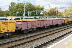 503603 Northampton 231016 (Dan86401) Tags: 503603 503 mla bogie open ballastbox wagon freight greenbrier ews db dbcargo redsnapper fishkind engineers departmental infrastructure northampton wcml 6r07