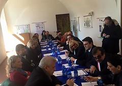 Incontro con il Ministro Franceschini sulla valorizzazione della Cittadella di Alessandria 1
